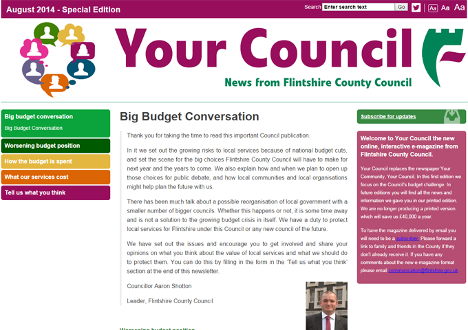 Your Council eMagazine